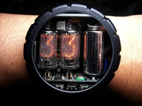 Cathode Corner The Nixie Watch | Sumally