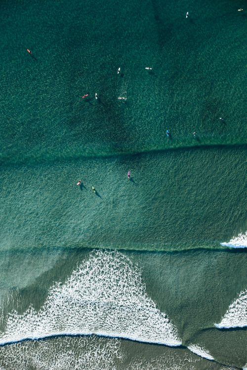 People learning to surf in Tofino, British Columbia.  Photo by Jeremy Koreski.  Can't wait to go back!