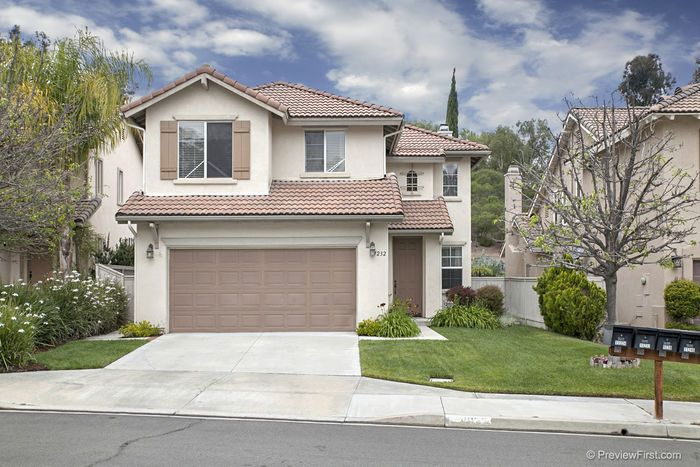 SOLD $760,000 Awesome Location at end of cul-de-sac in Scripps Ranch!