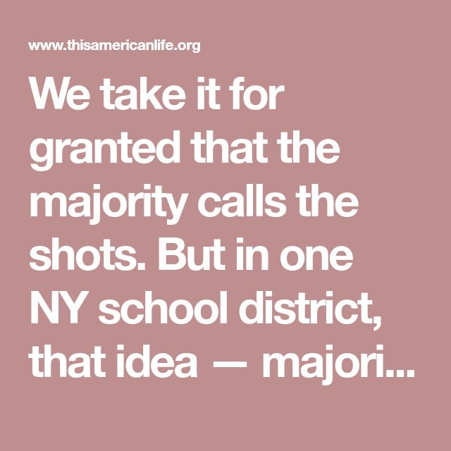 We take it for granted that the majority calls the shots. But in one NY school district, that idea — majority rules — has led to an all-out war. School board disputes are pretty common, but not like this one. This involves multimillion-dollar land deals, lawyers threatening to beat up parents, felony criminal charges, and the highest levels of state government. Meanwhile, the students are caught in the middle.
