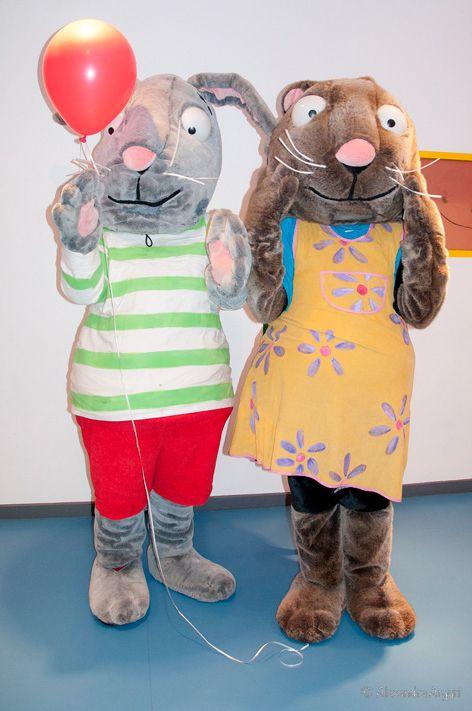 Επίσκεψη από τους αγαπημένους μας Τικ και Τέλα !