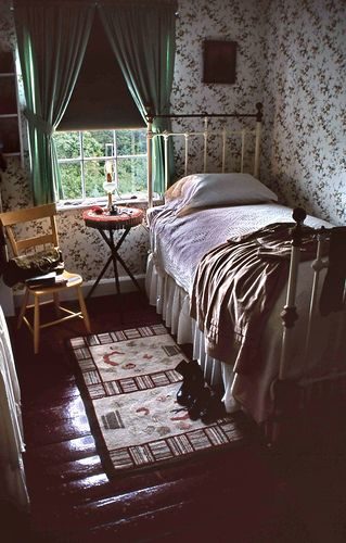 Anne Of Green Gables House 13 Anne's Bedroom by Bob Kissel, via Flickr