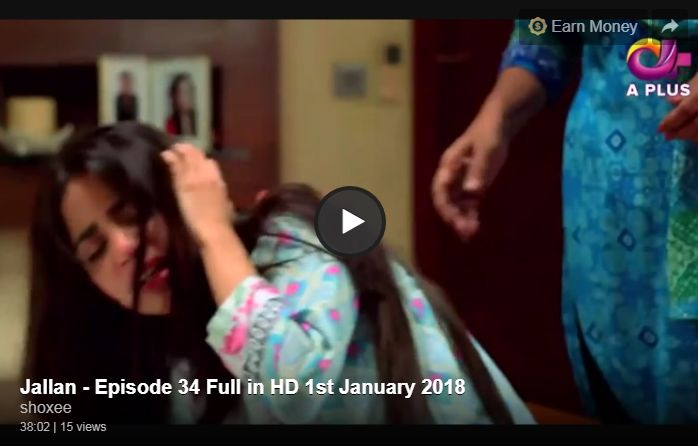 Jallan Episode 34 in HD | Pakistani Tv Dramas Online