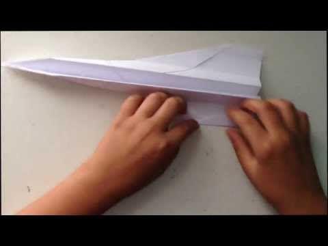 Vliegtuigjes vouwen met een beetje hulp - Hobby.blogo.nl