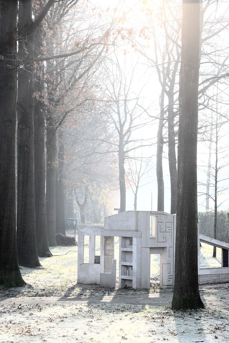 CIVIC architects - Section House - Oisterwijk