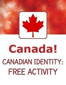 This is a free item from my Canada! Canadian Identity 14 Passages, Activities resource which can be seen here: Canadian Identity 14 Passages and ActivitiesThis free item is a list 8 discussion or writing prompts about national identity.  They are sure to spark ideas and debate!