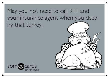 Too funny! Have a fun, safe Thanksgiving!