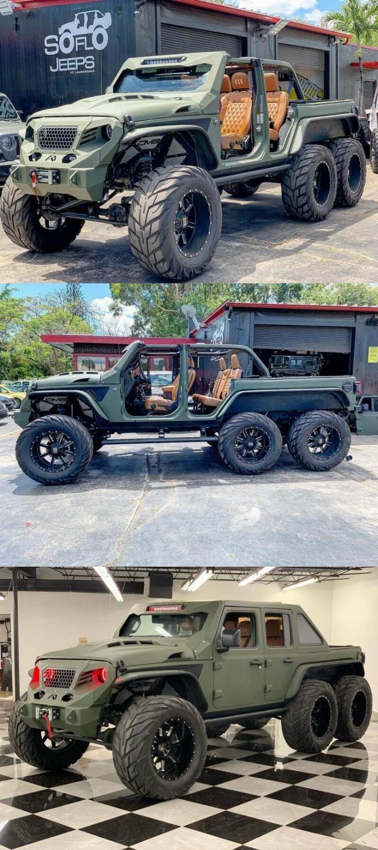 2020 Jeep Wrangler Turbo Diesel 6 6 In 2020 Jeep Wrangler Jeep
