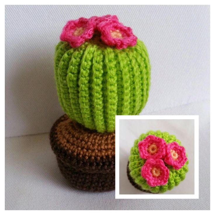 Cactus (fatquarter (Annet)) Tags: crochet cactus
