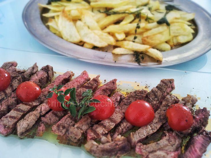 Forse griderete al miracolo vedendo questa ricetta di carne oggi, visto che su 34 post questo è il primo post carnivoro che pubblico!  ...