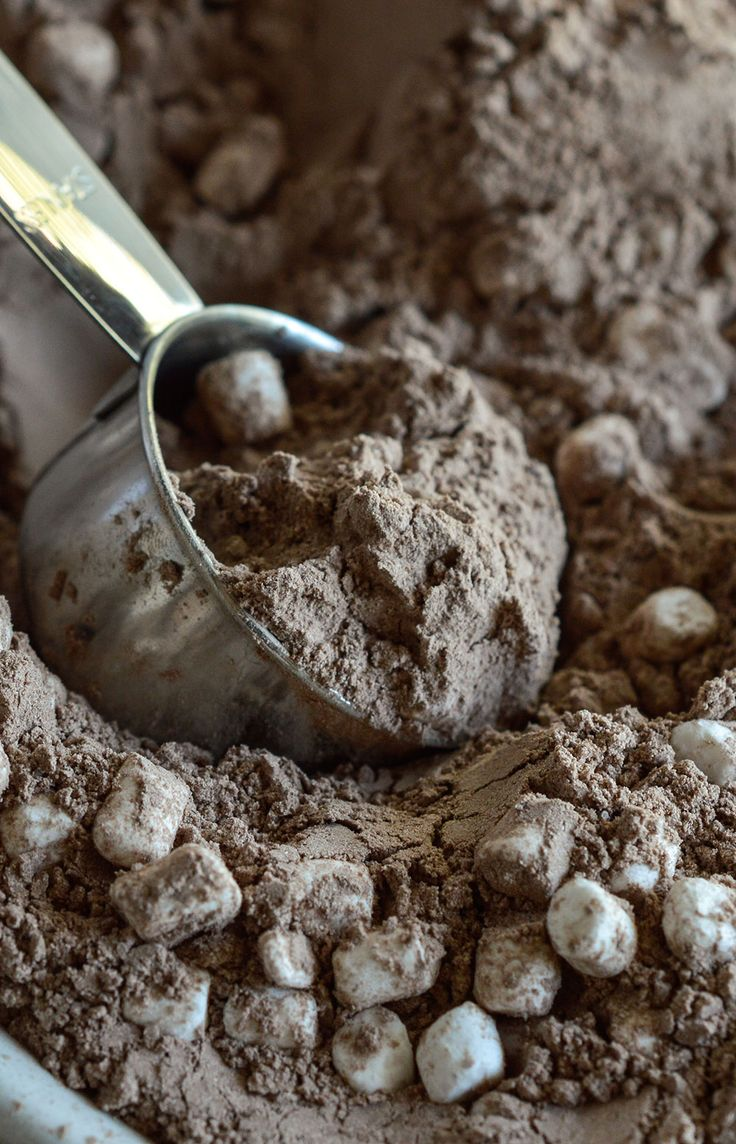 Make this homemade Hot Cocoa Mix Recipe for yourself or to give as an edible gift. This DIY cocoa mix makes the perfect sweet, chocolate beverage to drink on chilly winter nights! #chocolate wonkywonderful.com