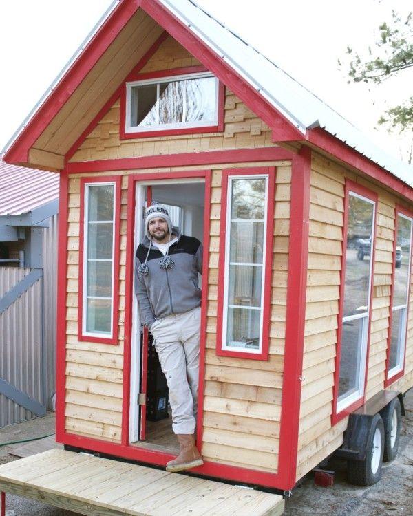 Papawu0027s Tiny House