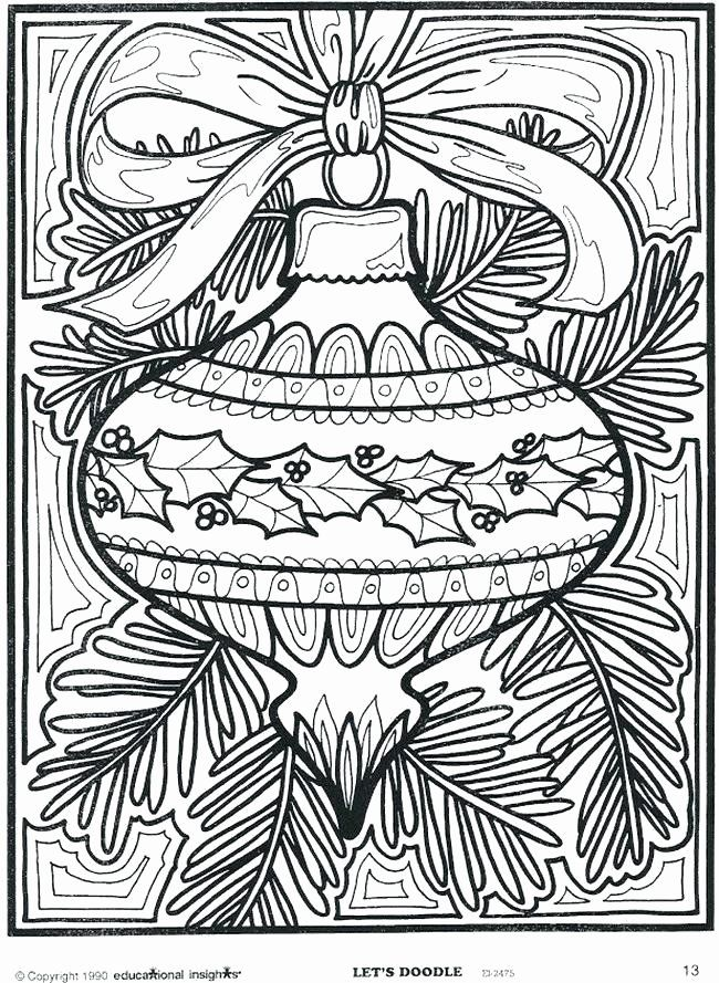 Christmas Coloring Pages For Adults Printable Fresh Christmas Coloring Printable Christmas Coloring Pages Mermaid Coloring Pages Free Christmas Coloring Pages