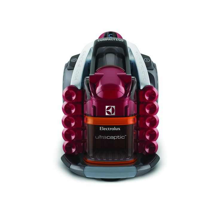 Electrolux ZUC4103DEL UltraCaptic Deluxe Bagless Vacuum from Betta Electrical, save upto 100$ on your purchase