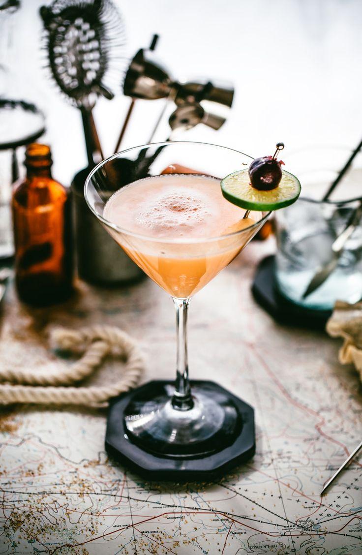Hemingway Daiquiri Cocktail Recipe by Gabriel Cabrera The Artful Desperado
