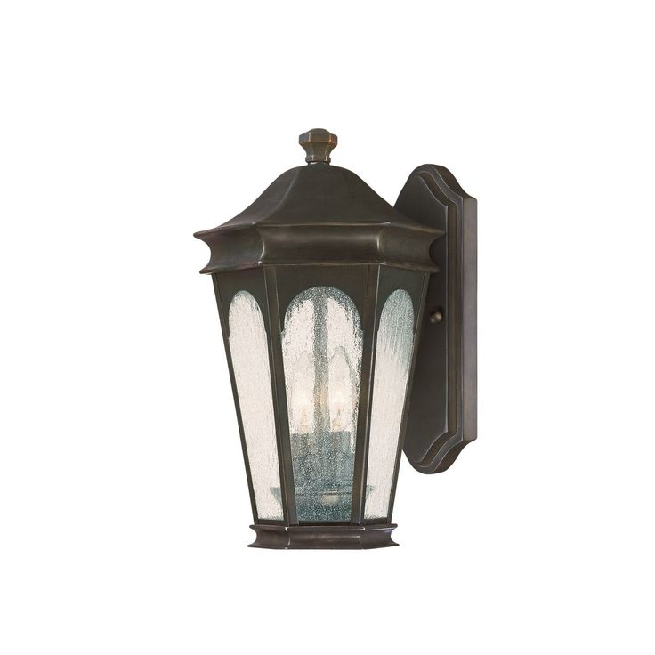 Capital Lighting 9380OB Inman Park Transitional Outdoor Wall Sconce CP-9380OB