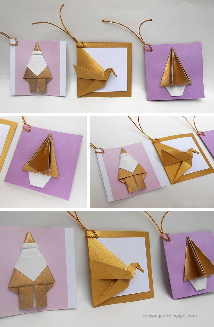 Christmas origami instructions hex star maria sinayskaya youtube - Mas Origami