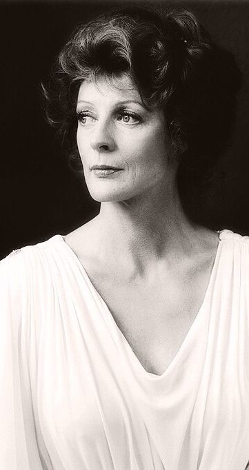 MAGGIE SMITH (b. Dec. 28, 1934) is an English actress. She has had an extensive, varied career in stage, film & TV spanning over 65 yrs.
