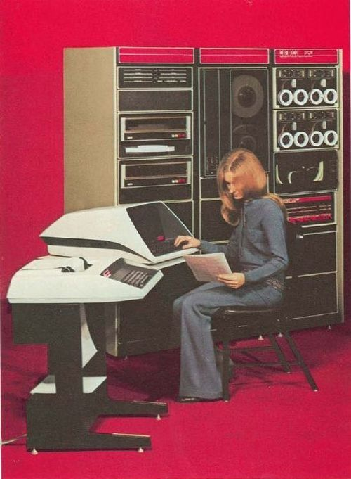 1970s computing - state of the art!