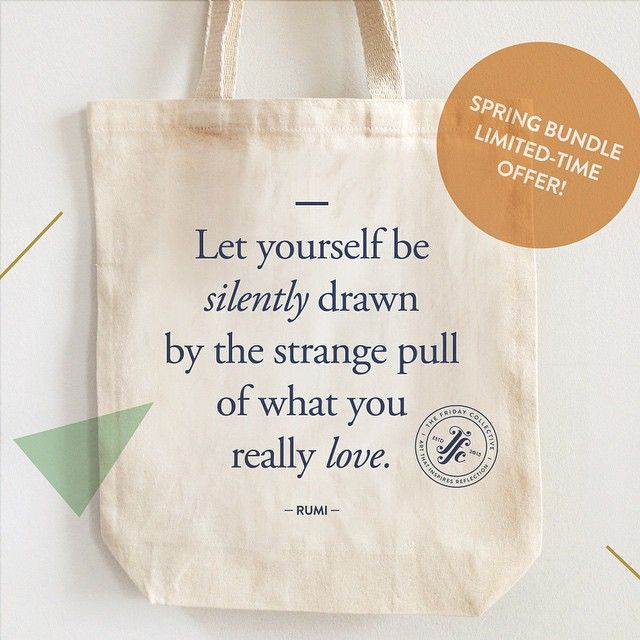 Spring-Bundle! Happening now: http://bit.ly/1PHSQu3 #totebag #artprint #wisdombag