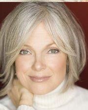 Beautiful Gray Hair | als je natuurlijke haarkleur is veranderd vergrijsd kijk dan eens ...