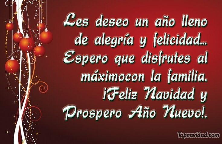 Felicitaciones de Navidad y Año Nuevo 2018 Felicitaciones de Navidad, Feliz Año Nuevo, Frases de Navidad, Imagenes de Navidad Topnavidad.com