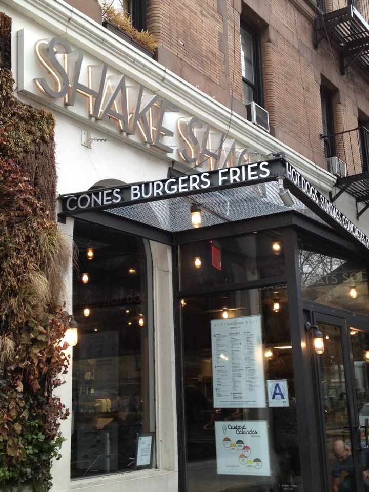 Another Shake Shack...