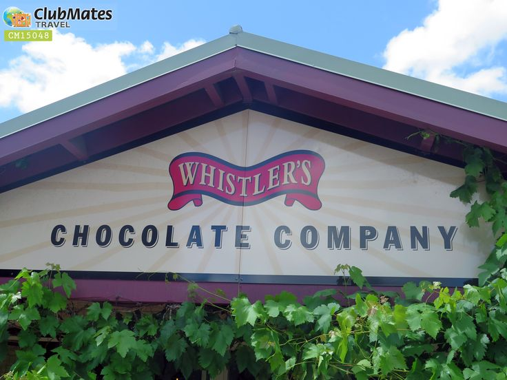 @ Whistlers Chocolate Company