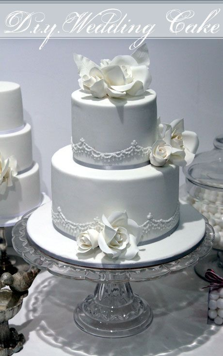 how to do a tiered wedding cake how to make a two tier wedding cake with cahill 15711