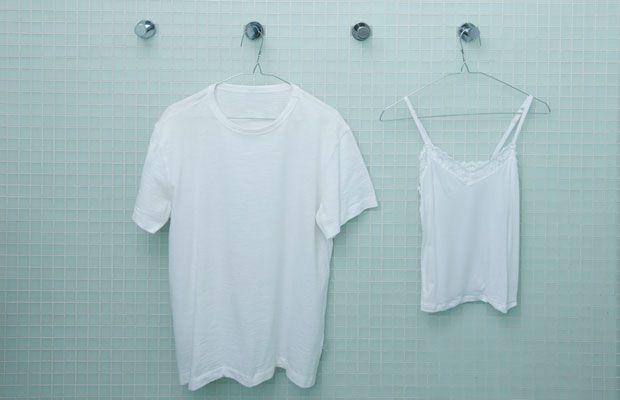 Mode-Hack: Schweißflecken entfernen – mit diesem Trick - BRIGITTE