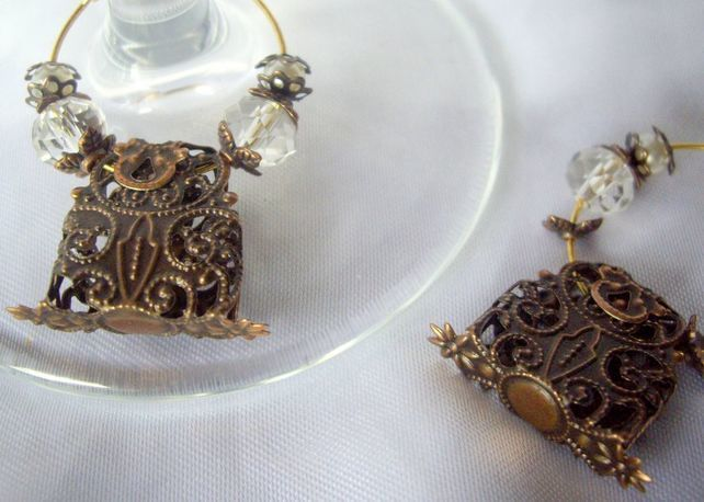 Steampunk Wedding Gifts: Steampunk Wedding Favour/gifts Bags