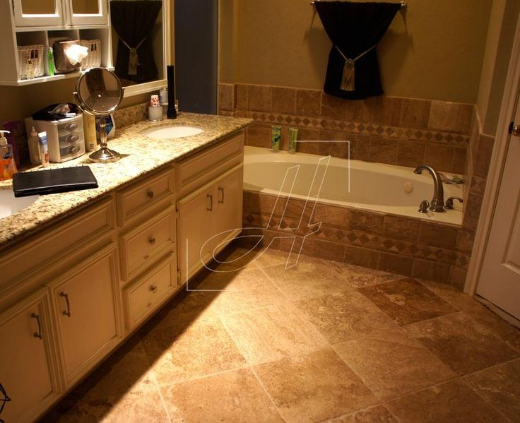 32 best images about bathroom on pinterest travertine for Bathroom designs with travertine tile