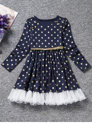 SHARE & Get it FREE | Polka Dot Kids Mini Long Sleeve DressFor Fashion Lovers only:80,000+ Items • New Arrivals Daily • Affordable Casual to Chic for Every Occasion Join Sammydress: Get YOUR $50 NOW!