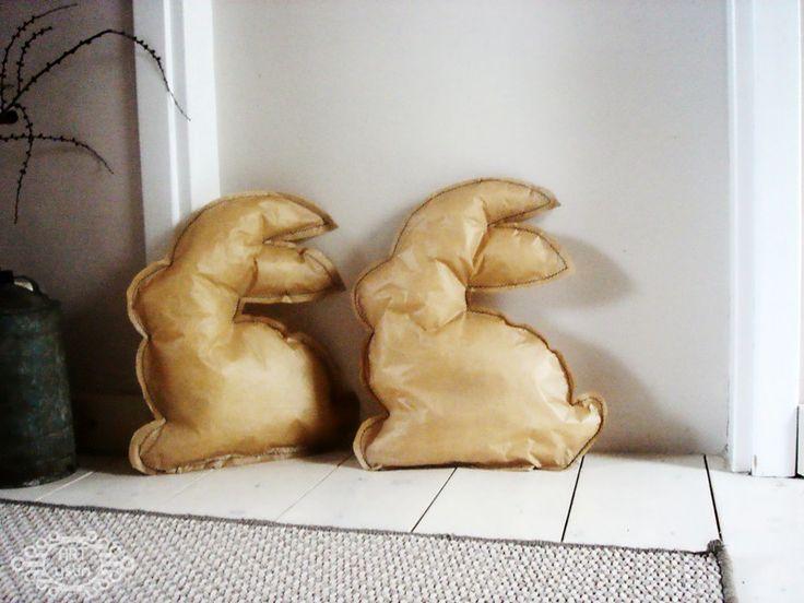 zajączki wielkanocne-Easter bunnies