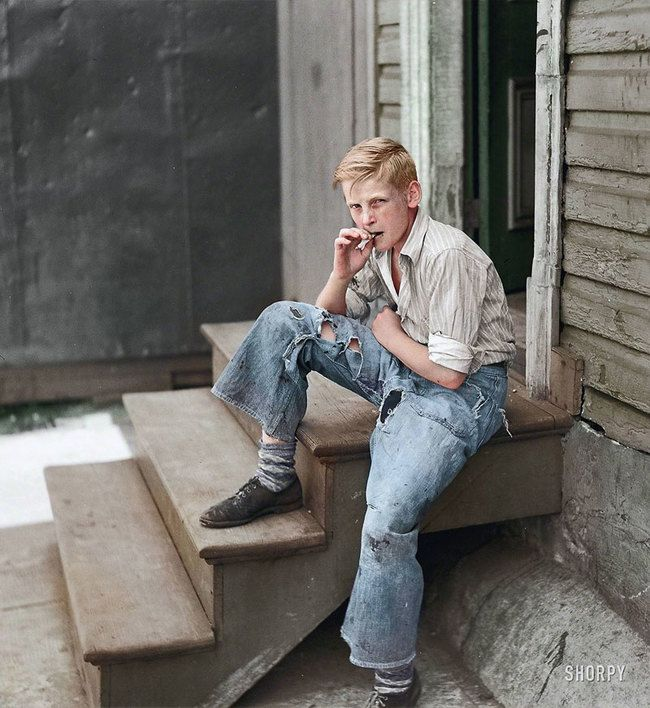 These 53 Colorized Photos Will Change The Way You Look At History... Forever. [MOBILE STORY]