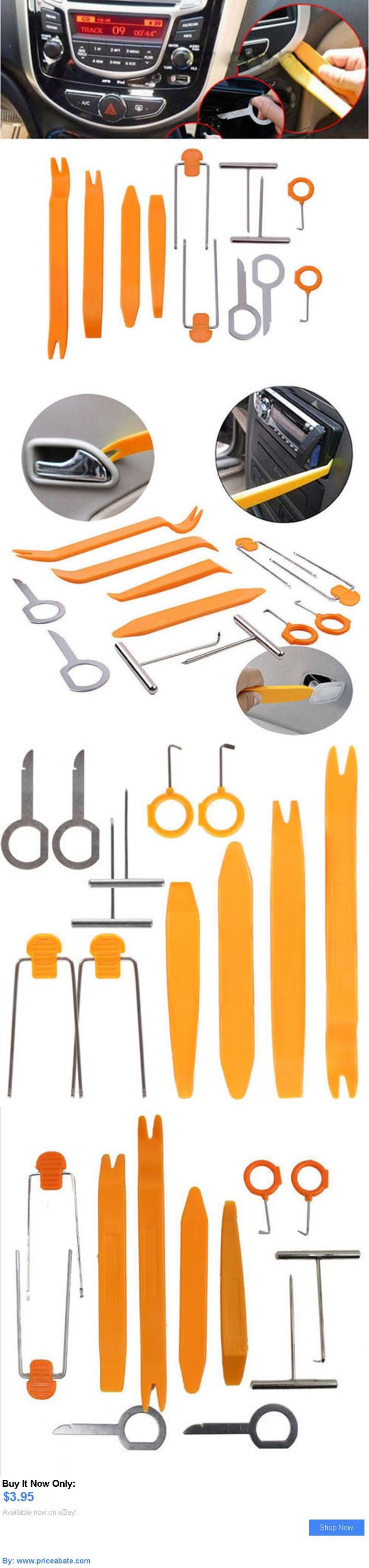 Car Audio Video And GPS: 12Pcs Professional Car Auto Dismantle Tools Set For Gps Video And Audio System BUY IT NOW ONLY: $3.95 #priceabateCarAudioVideoAndGPS OR #priceabate