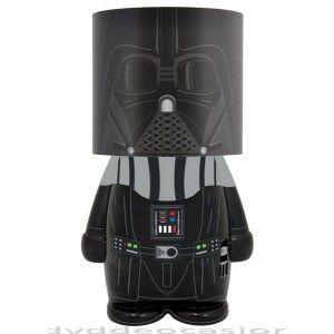 LAMPARA LOOK-ALITE LED - DARTH VADER 25 CM … en Dvd de Ocasión, Lámpara Led de Darth Vader, de la Guerra de las Galaxias. - Incluye: 1x Manual de Instrucciones. - Tamaño: 13 x 25 x 10.5 cm