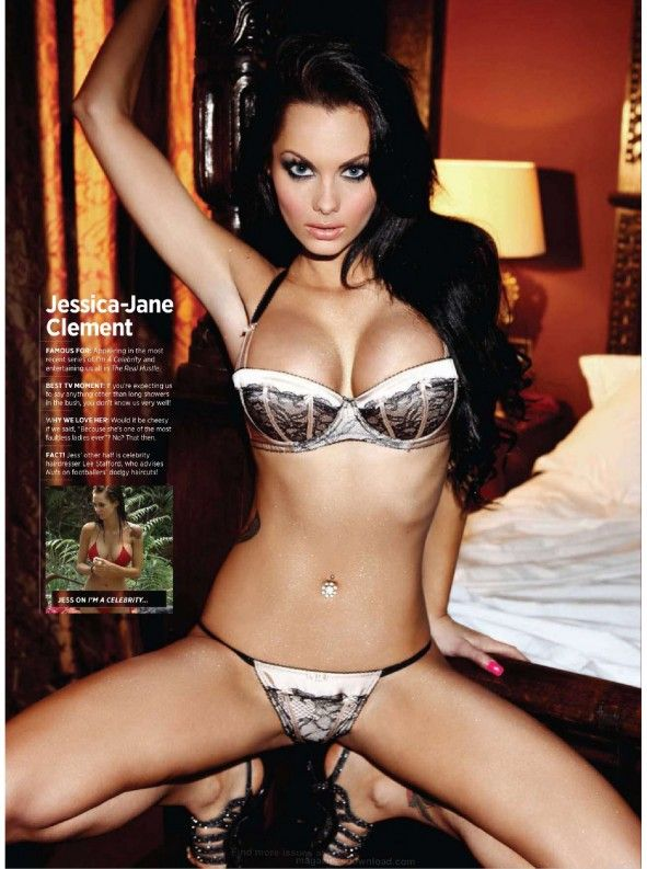Jessica Jane Clement gets straight back to work! | Hot ...