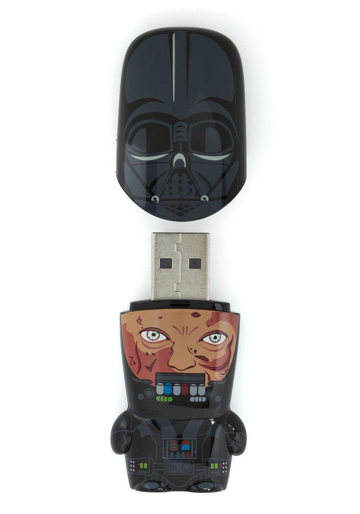 Luke, I am your flash drive.