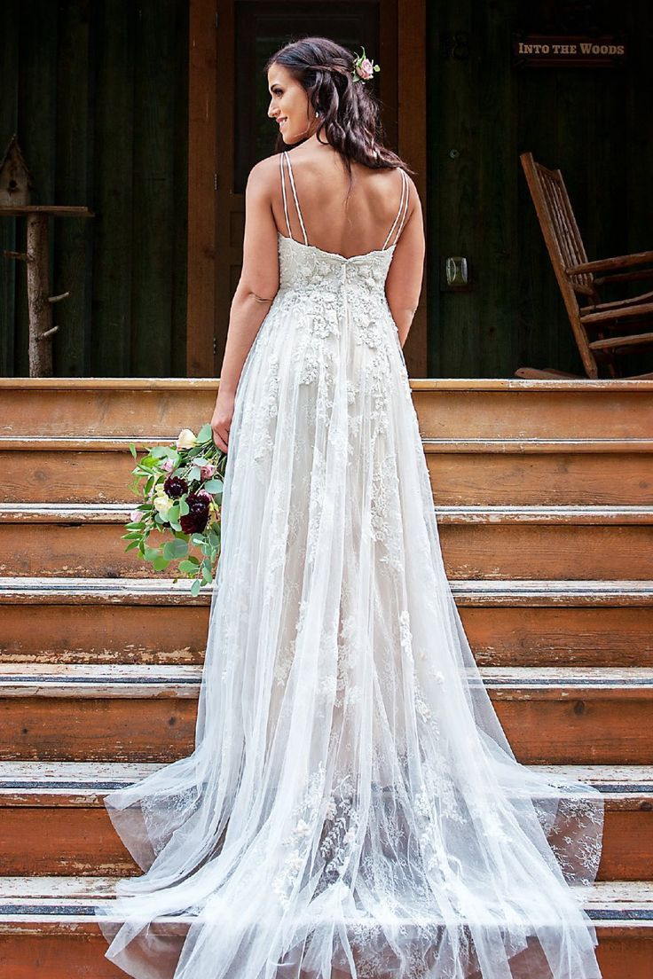 Melissa Sweet 20 trouwjurk   Sweet wedding dresses, Ethereal ...