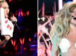 Miley Cyrus outshocks Lady Gaga at the Video Music Awards in Brooklin, New York... 8/25/13 / Click for videos and article