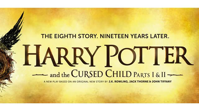 The world's favourite wizard is back! See the world premiere of J.K. Rowling's long-awaited stage adventure, starring Harry Potter, Ron and Hermione.