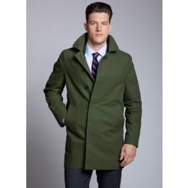 The Shamus - GreenFashion Men, Men Clothing, Men Outerwear, Bonobo Men,  Suits Of Clothing, Green Trenchcoat, Gentleman Style, Guys, Shamus Trenchcoat