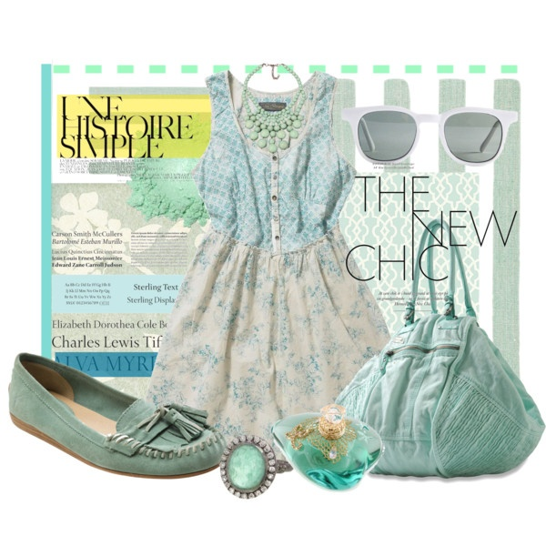 """the new chic"" by luluonfire on Polyvore: Chic, Luluonfire, Polyvore, Closet"
