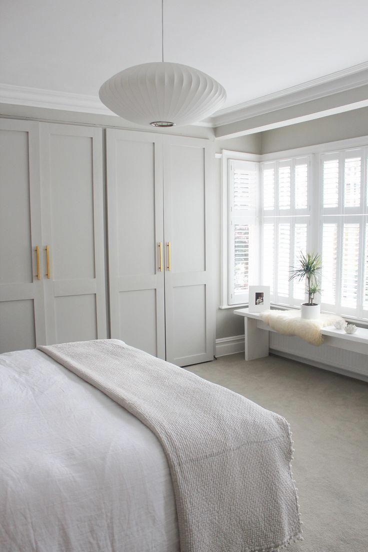 A Before After Home Tour Master Bedroom Extension Master Bedroom Ideas Master Bedroom Ideas 2017 Inte Fresh Bedroom Zen Bedroom Neutral Bedroom Decor Home tour master bedroom after