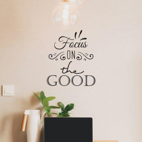 Motivational Quote Decals