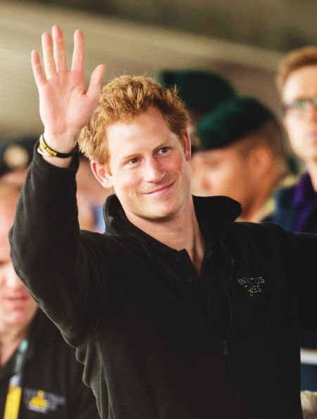 PRINCE HARRY AND HiS FABULOUS SMILE!
