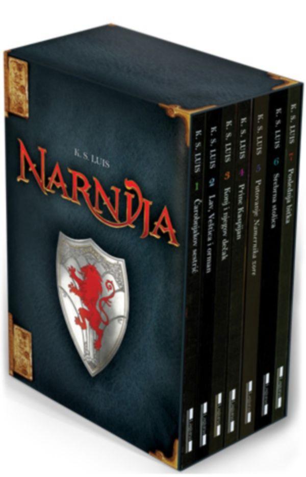 """""""Letopisi Narnije"""" – komplet knjiga u izdanju """"Lagune"""".  http://wannabemagazine.com/srecan-rodendan-c-s-lewis/"""