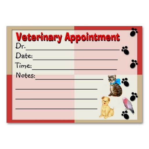 7 best Appointment cards images on Pinterest Texts, Business - sample appointment card template