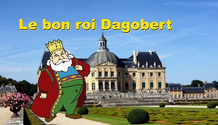 Le bon roi Dagobert video